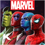MARVEL Contest of Champions MOD ( God Mod )