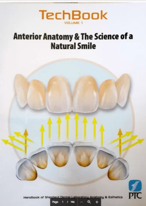 Download Tech Book Volume 1 Anterior Anatomy and The Science of a Natural Smile PDF Free